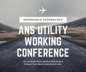 ANS Utility Working Conference