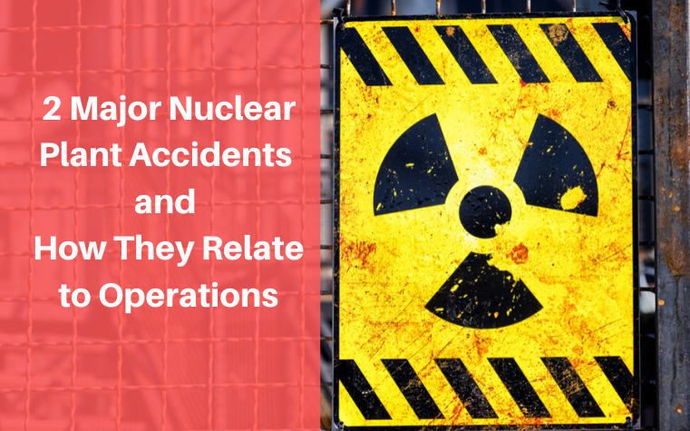 nuclear plant accidents